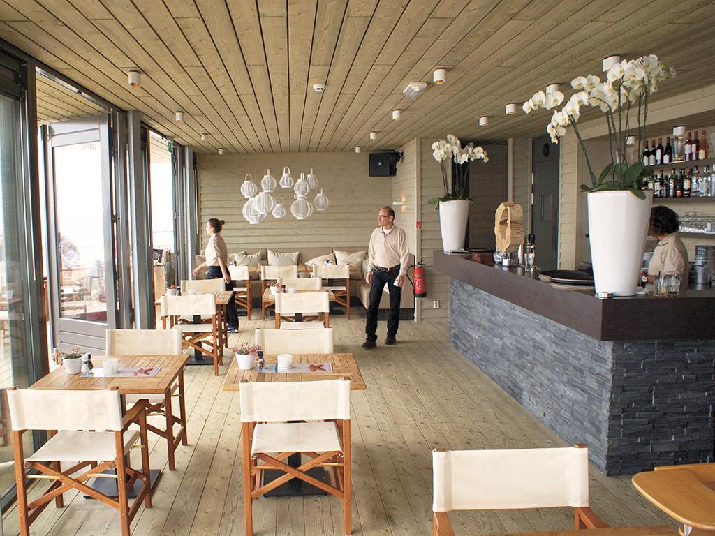 Restaurant in Westkapelle | Zuiderduin Beachhotel